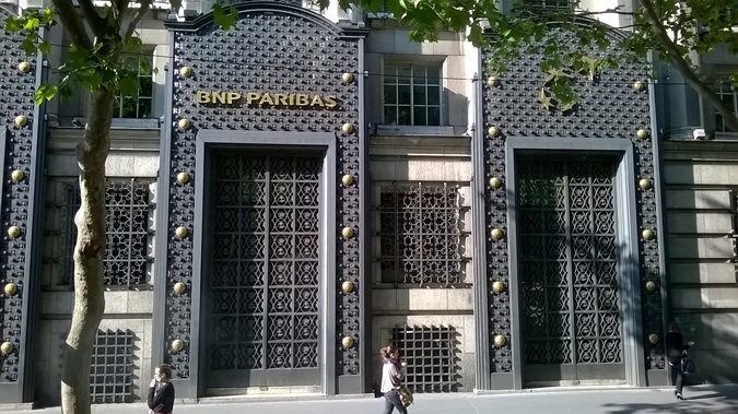 BNP Paribas Paryż